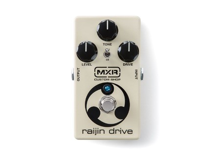 MXR Raijin Drive