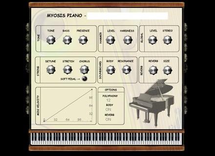 Myosis Myosis Piano
