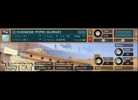 MystSonic China Pipe-GuanZi