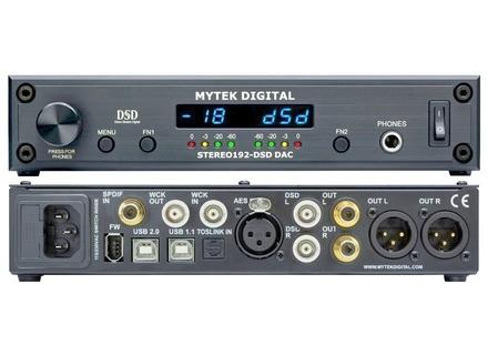 Mytek stéréo 192-DSD DAC