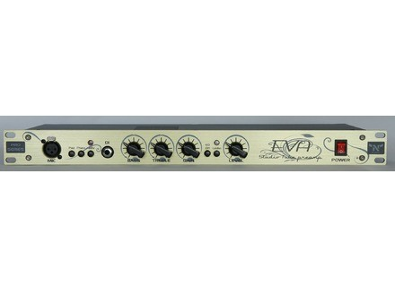 N-Audio EVA Studio Tube Mic Preamp