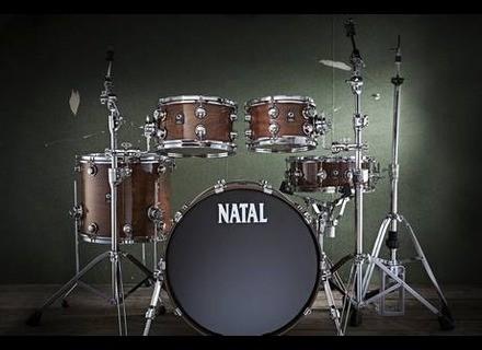 Natal Drums American Walnut