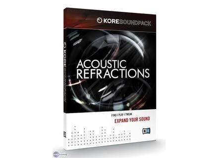 Native Instruments Acoustic Refractions