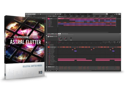 Native Instruments Astral Flutter