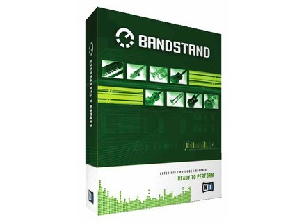Native Instruments Bandstand