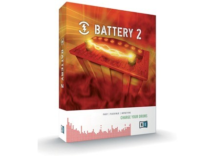 Native Instruments Battery 2