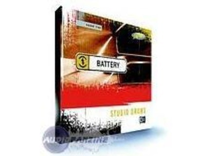 Native Instruments Battery Studio Drums