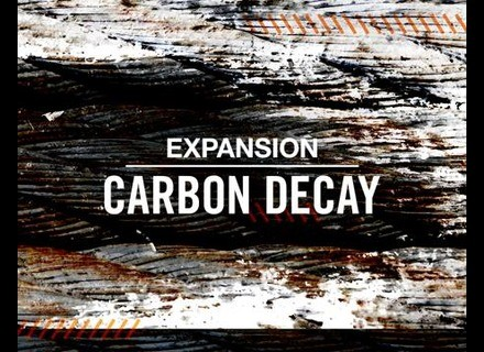 Native Instruments Carbon Decay