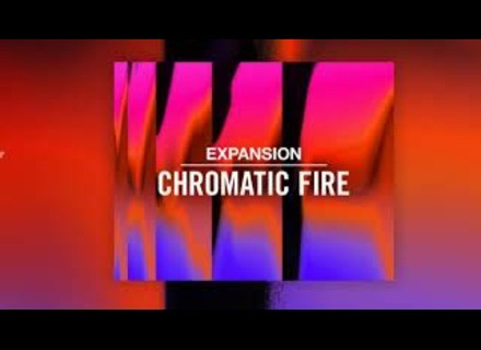 Native Instruments Chromatique Fire