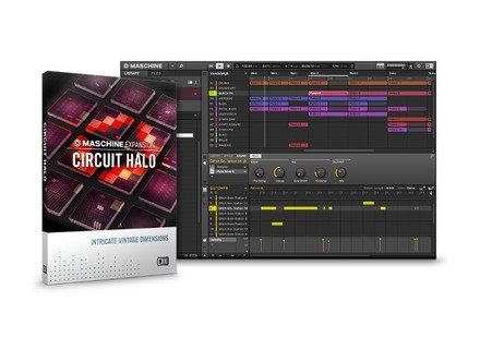 Native Instruments Circuit Halo
