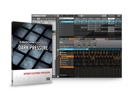 Native Instruments Dark Pressure