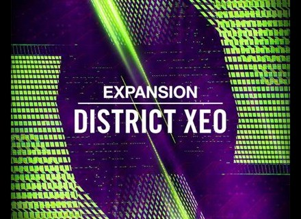 Native Instruments District Xeo
