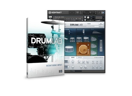 Native Instruments Drum Lab
