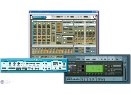 Native Instruments Electronic Instruments 2