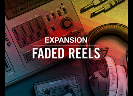 Native Instruments Faded Reels