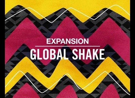 Native Instruments Global Shake