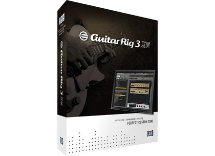 Native Instruments Guitar Rig 3 XE