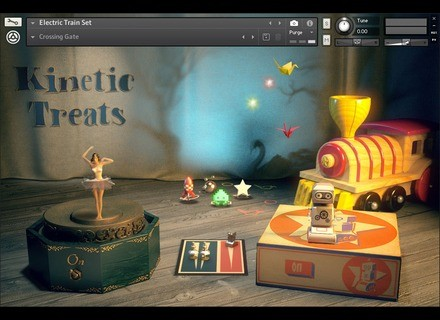 Native Instruments Kinetic Treats