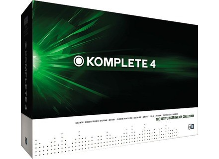 Native Instruments Komplete 4