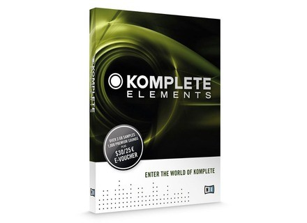 Native Instruments Komplete Elements
