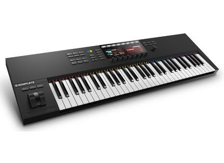 Native Instruments Komplete Kontrol S mk2