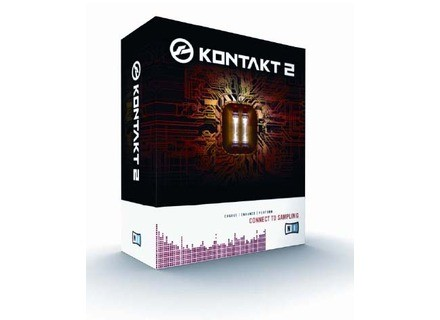 Native Instruments Kontakt 2