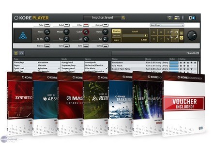 Native Instruments Kore Electronic Experience