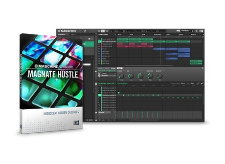 Native Instruments Magnate Hustle