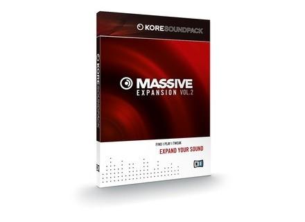 Native Instruments Massive Expansion Vol. 2
