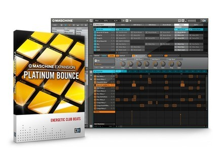 Native Instruments Platinum Bounce