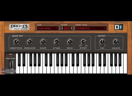 Native Instruments PRO-5