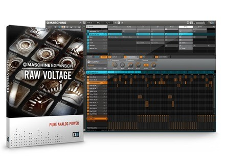 Native Instruments Raw Voltage