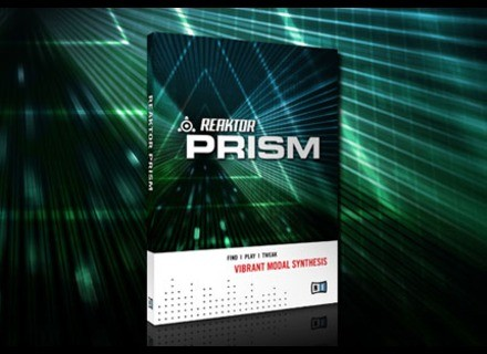Native Instruments Reaktor Prism