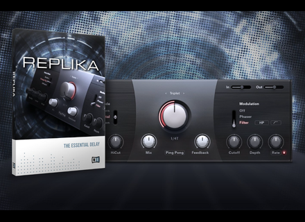 Native Instruments Replika
