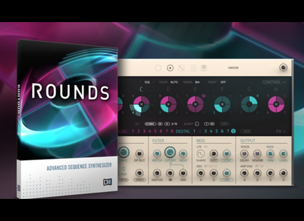 Native Instruments Rounds