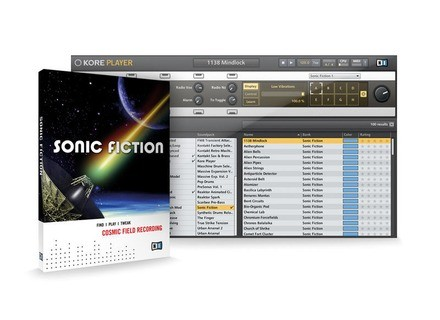 Native Instruments Sonic Fiction
