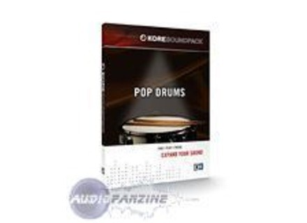 Native Instruments SoundPack Pop Drums