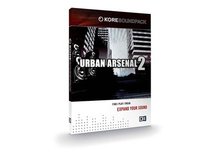 Native Instruments SoundPack Urban Arsenal 2