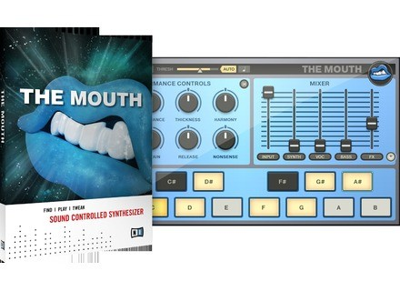 Native Instruments The Mouth