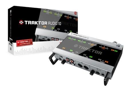 Native Instruments Traktor Audio 10