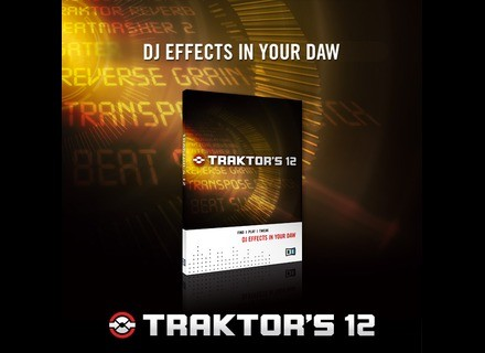 Native Instruments Traktor's 12