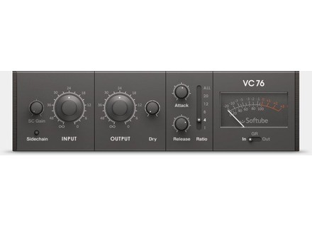 Native Instruments Vintage Compressors