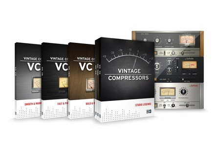 Native Instruments Vintage Compressors Bundle