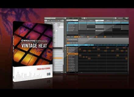 Native Instruments Vintage Heat