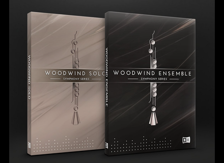 Native Instruments Woodwind Collection