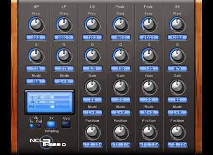 NCL Phase EQ