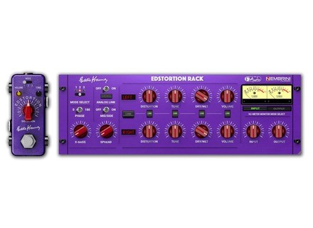 Nembrini Audio Edstortion 3 Mode Distortion Bundle