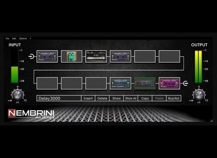 Nembrini Audio Live Rig