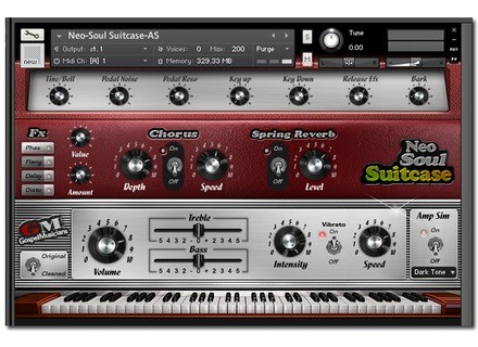 Neo-Soul Keys Fender Rhodes Plugin