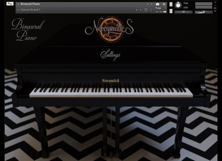 Neocymatics Binaural Piano